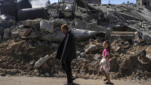 巴勒斯坦卫生部:174名巴勒斯坦人在以军轰炸中丧生