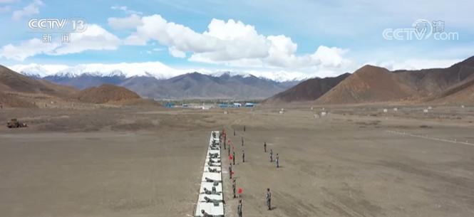 陆军:海拔4300米展开多课目连贯比武考核