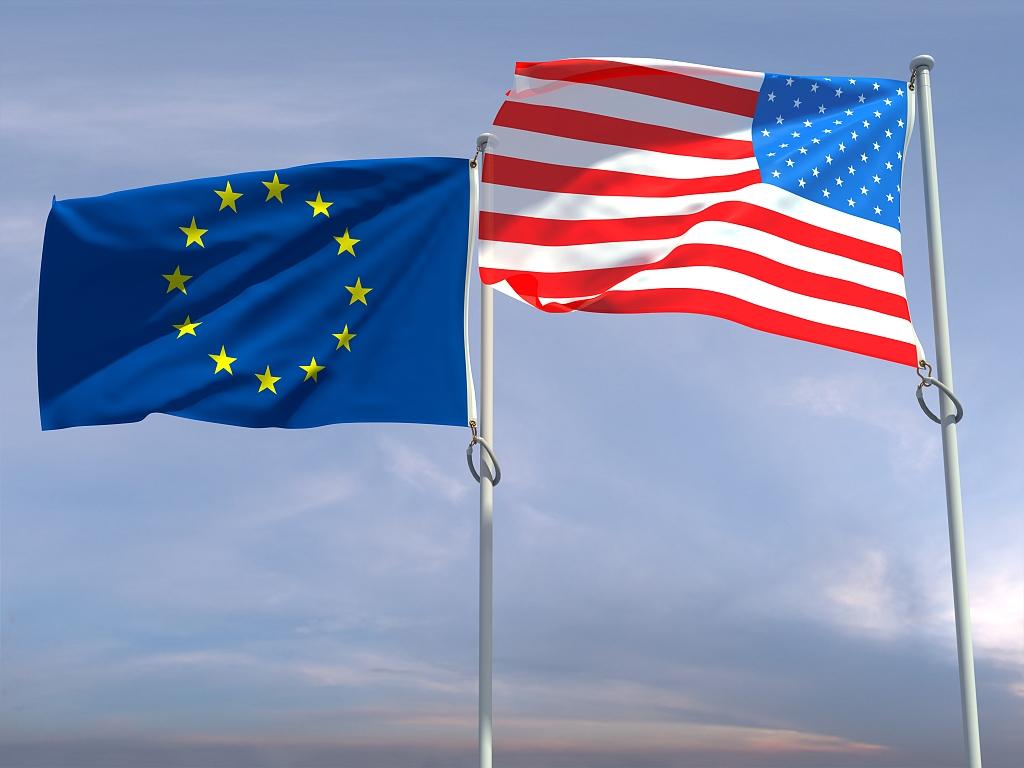 美国欧盟宣布就解决钢铝关税争端开始对话