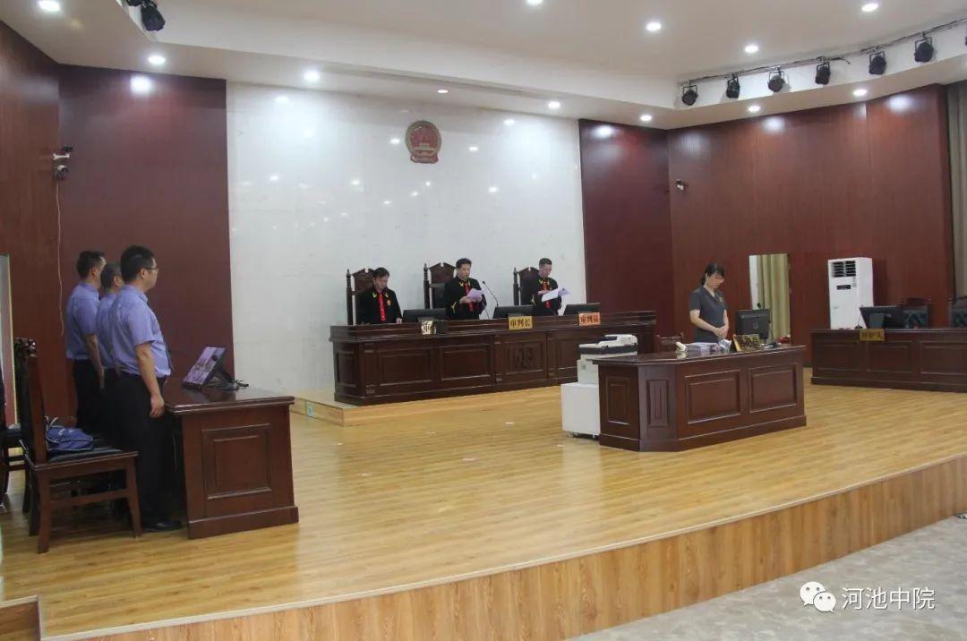 个人受贿847万余元 河池市第一人民医院原院长谭仁林一审获刑11年