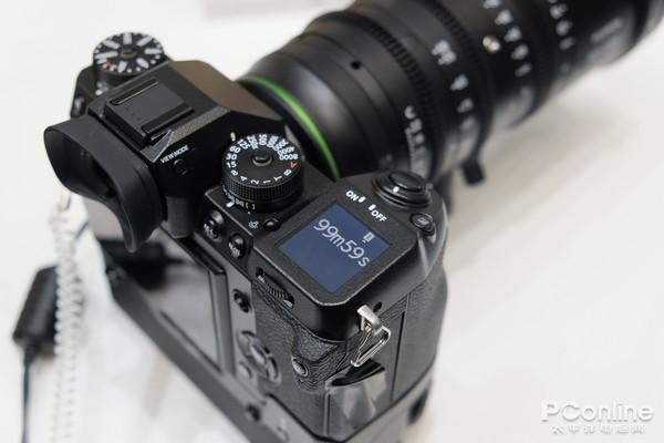 富士X-H2将搭载新一代传感器?有望明年发布