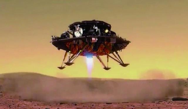 """中美火星探测差在哪? 专家:美国屡次""""串门"""",中国是初次到访"""