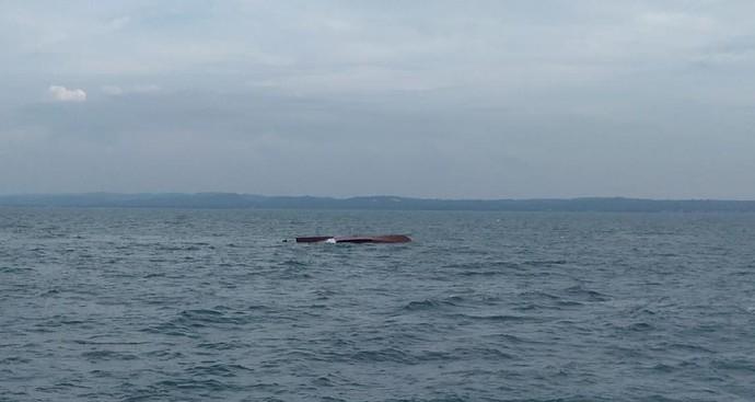 印尼一渔船在印度洋沉没 20名船员全部获救
