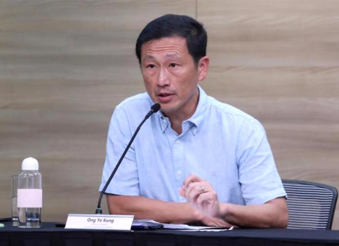 新加坡卫生部部长:变异新冠病毒对儿童影响大