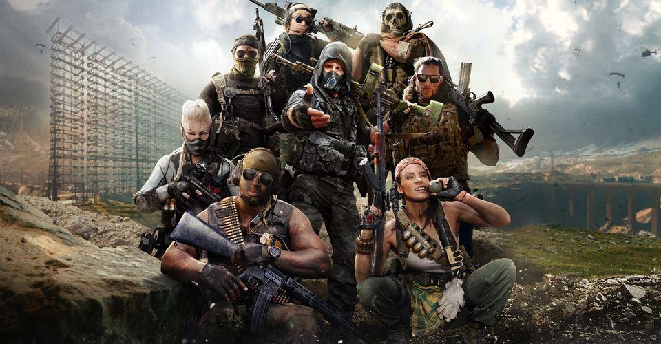 动视与Raven Software宣布《使命召唤:战区》封号已超50万