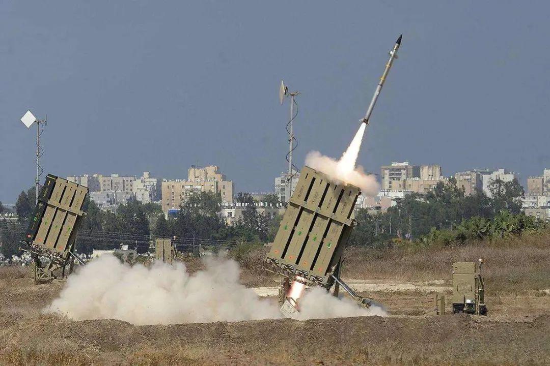 """大战3000枚火箭弹,以色列""""铁穹""""表现合格吗?"""