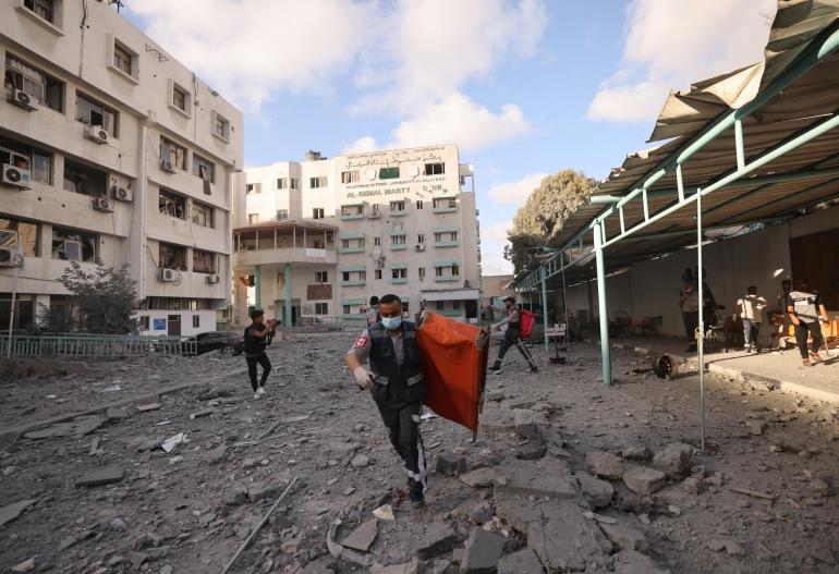 加沙卫生部门:巴以冲突已致200名巴勒斯坦人丧生