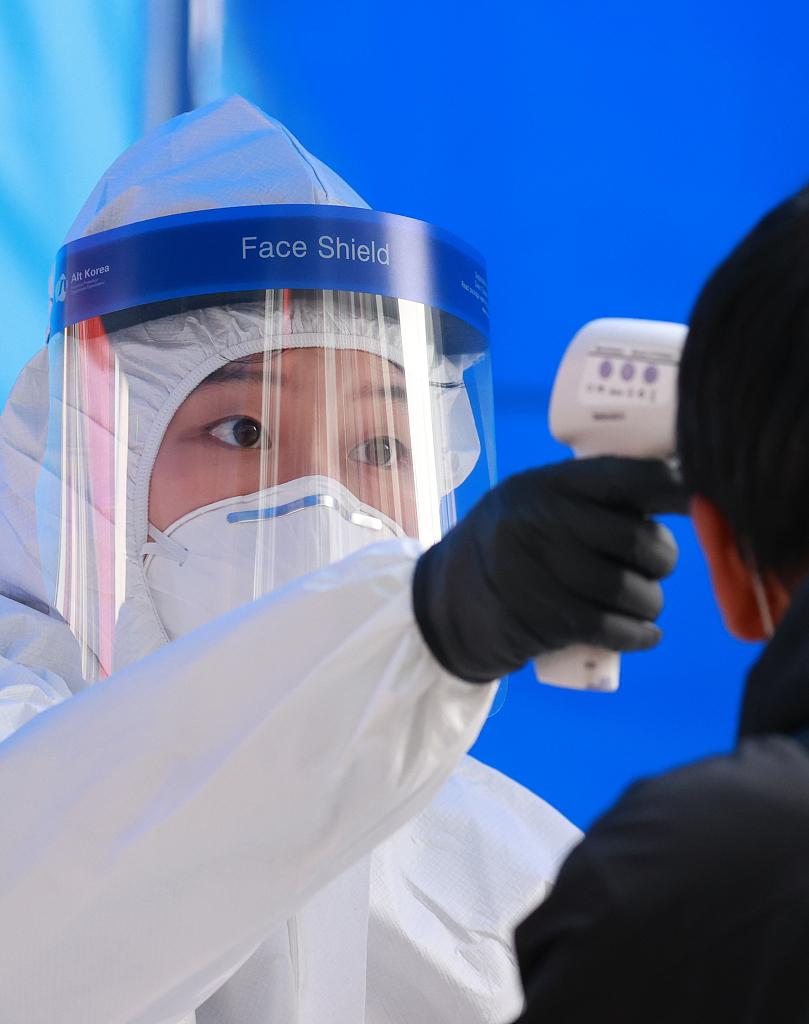 韩国一工地4名中国人感染新冠