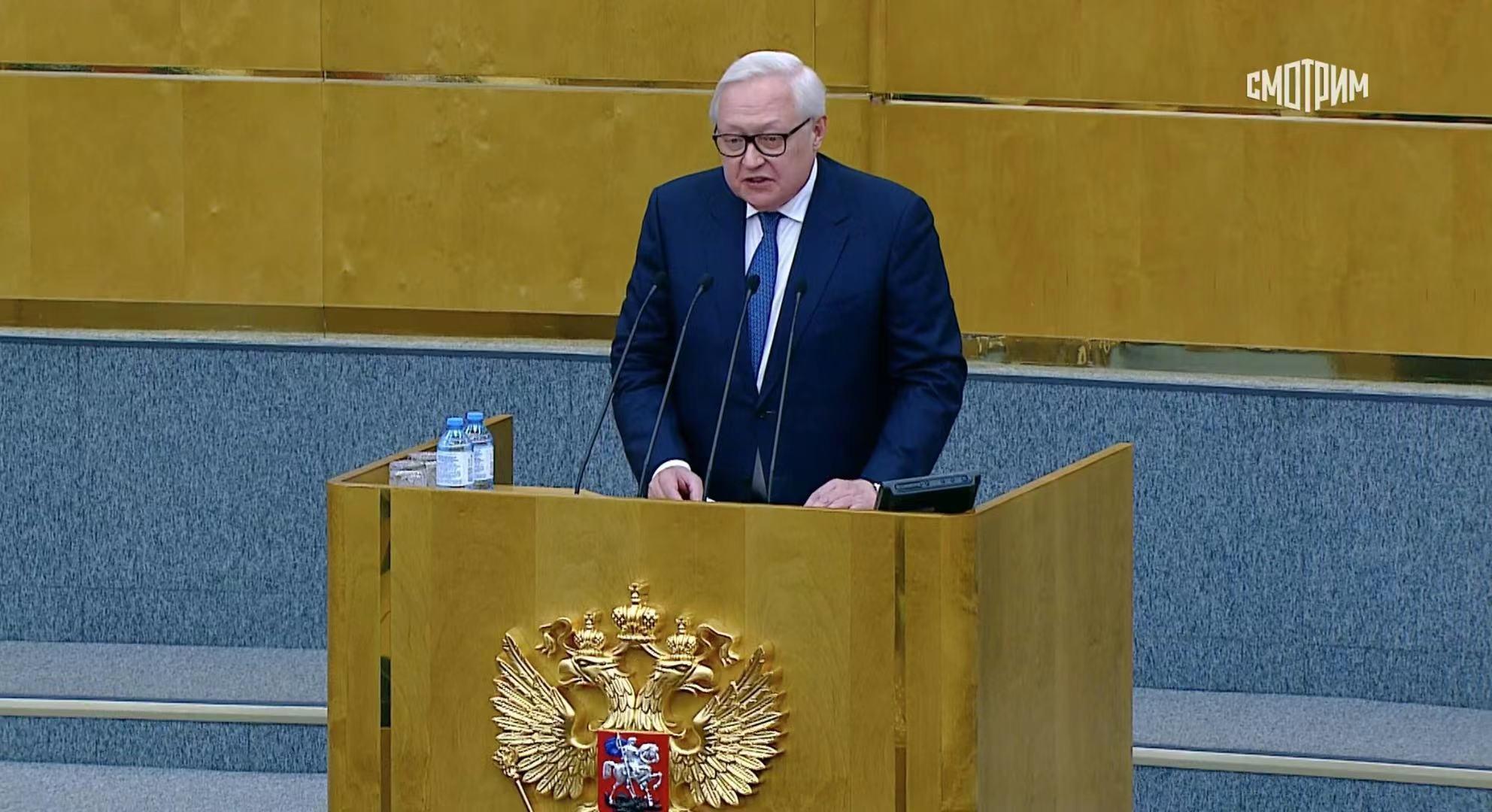 俄罗斯杜马全票通过关于废止《开放天空条约》的法案