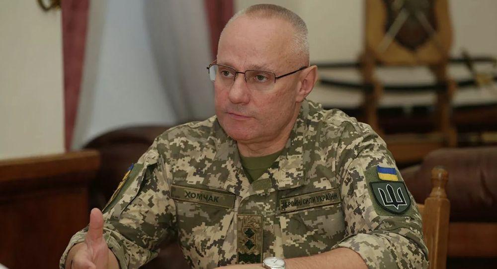 乌克兰武装力量总司令:呼吁北约国家加强在黑海存在
