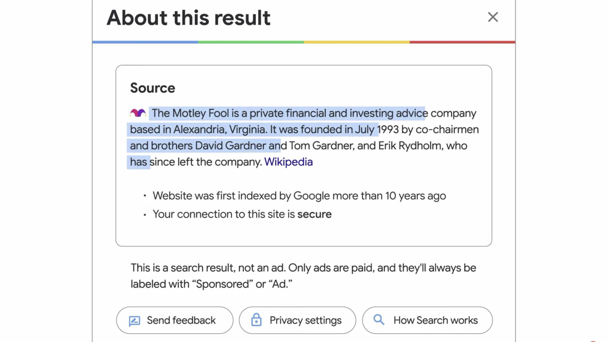 Google介绍如何利用搜索结果中的新来源功能打击假新闻
