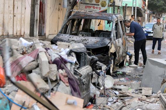 巴勒斯坦卫生部:冲突已致加沙地带227人丧生