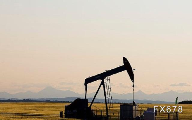 INE原油三连跌,创逾三周新低!该谈判取得重大进展