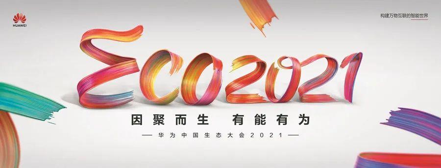 构建能力型生态伙伴关系 促进行业数字化转型——华为中国生态大会2021成功举办