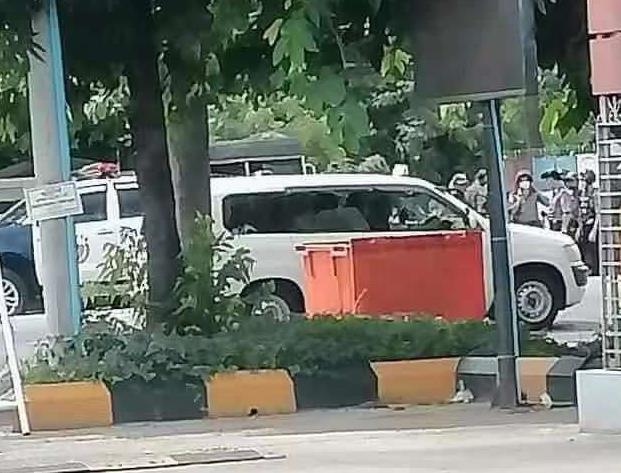 缅甸仰光发生枪击事件 已致1死1伤