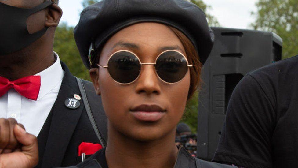 """英国""""黑人的命也是命""""活动家遭枪击 处于危急状态"""
