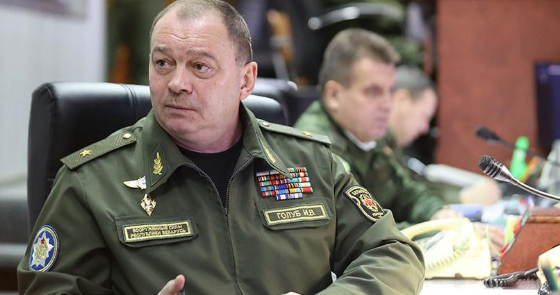 白俄罗斯将于26日和27日举行武装部队演习