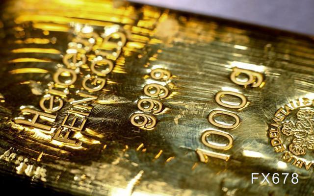 现货黄金再创逾四个半月新高 FED退宽料继续戒急用