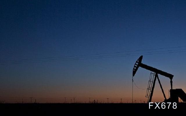 INE原油上涨,创逾一周新高,两因素为多头助力