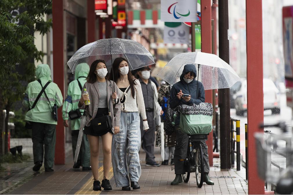 日本政府正式宣布延长东京等9个地区紧急状态
