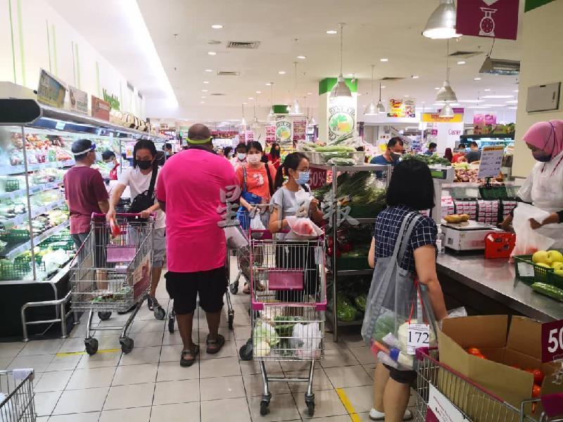 6月1日起马来西亚将进入全面封锁 吉隆坡再现抢购潮