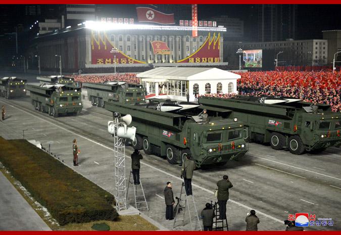 时隔一个月 韩国承认:朝鲜导弹跟丢了