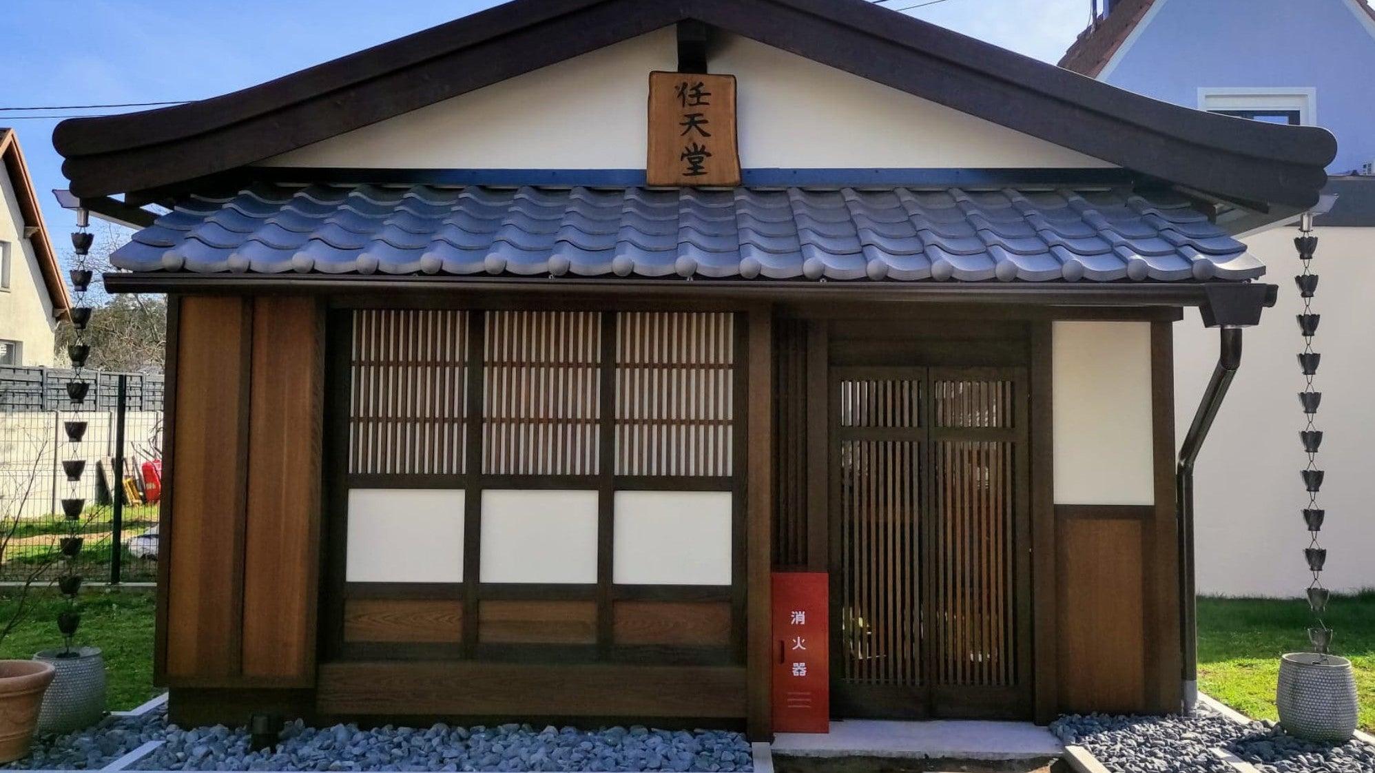 收藏家把自家房屋改造成19世纪任天堂京都旧办公室