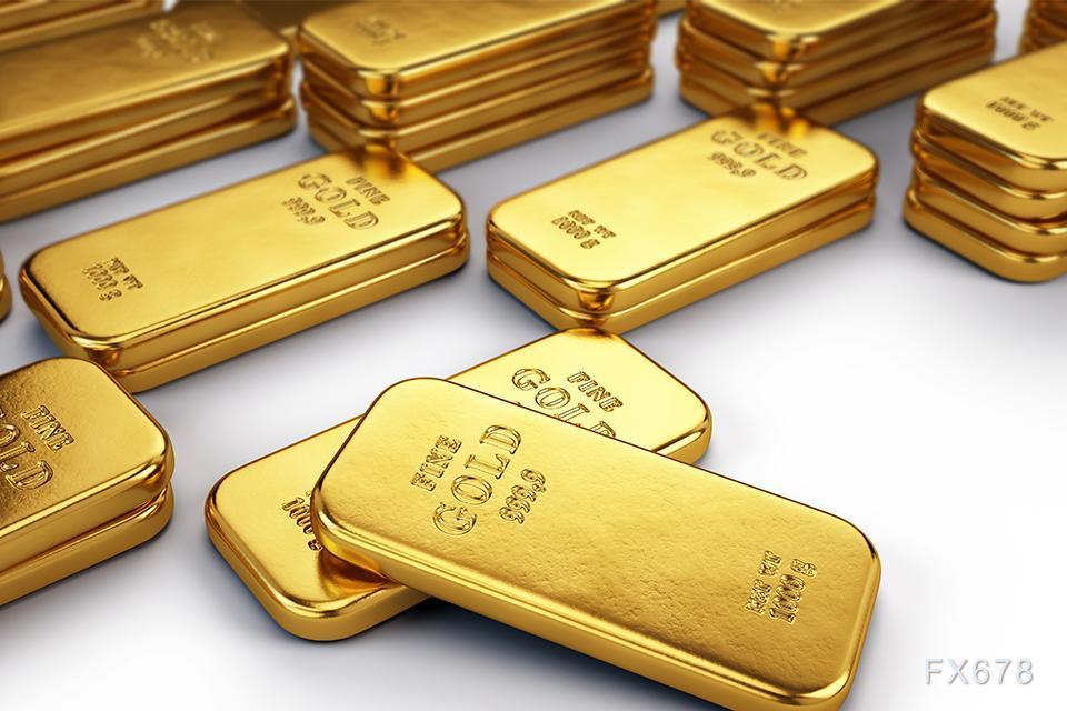 黄金交易提醒:美国通胀抬头金价上千九 本周重点关注非农