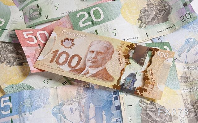 美元兑加元走势分析:加经济前景看好,汇价有进一步下行风险