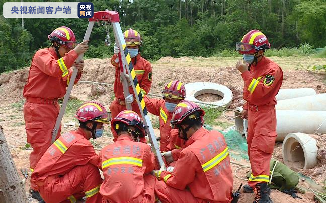 广西南宁一污水管道作业时发生意外 3人不幸身亡图片