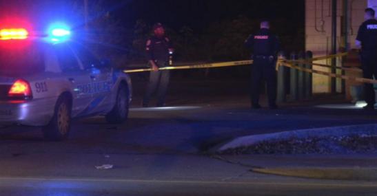 美国肯塔基州路易斯维尔市发生枪击案 造成1死1伤