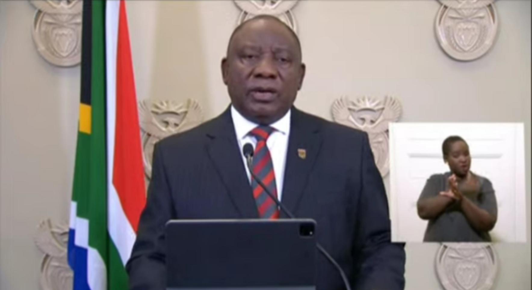 南非全国将进入二级防控 以应对第三波新冠疫情