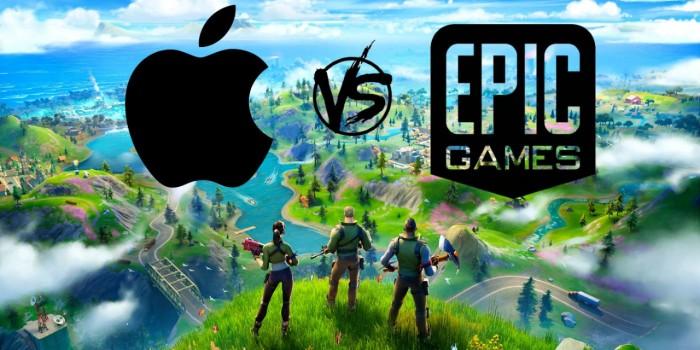 苹果和《堡垒之夜》开发商Epic Games在法庭上展开激烈辩论