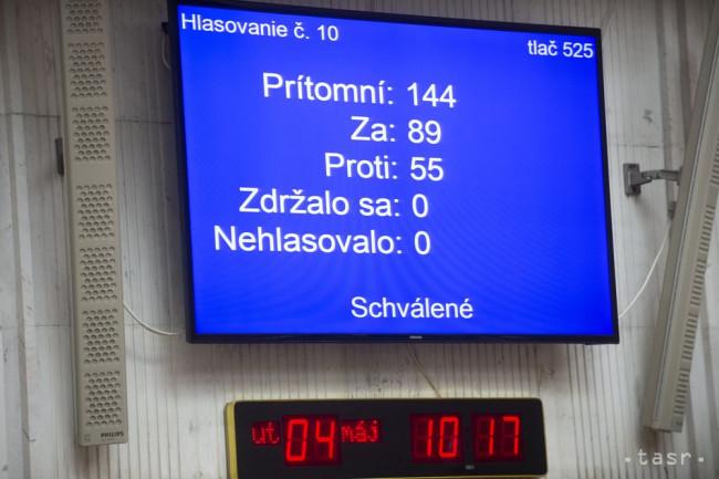 斯洛伐克总理爱德华·黑格尔通过议会信任投票