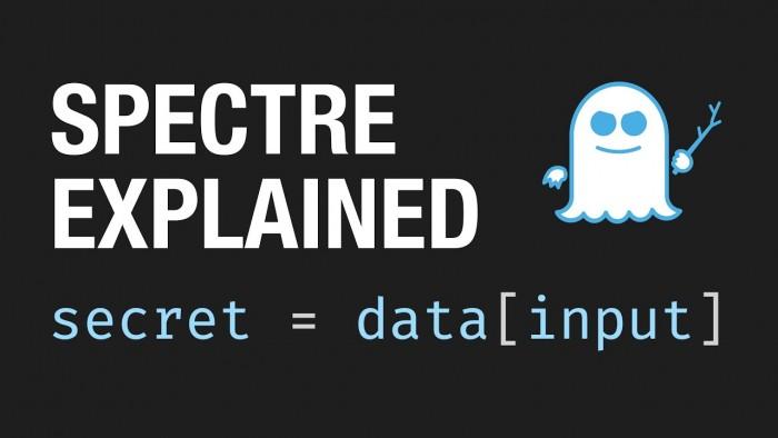 英特尔并不惧怕新的Spectre漏洞 但研究人员称不应该把工作推给程序员