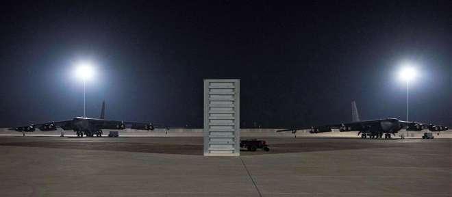 俄媒:美国又派出2架B-52H战略轰炸机支持从阿富汗撤军