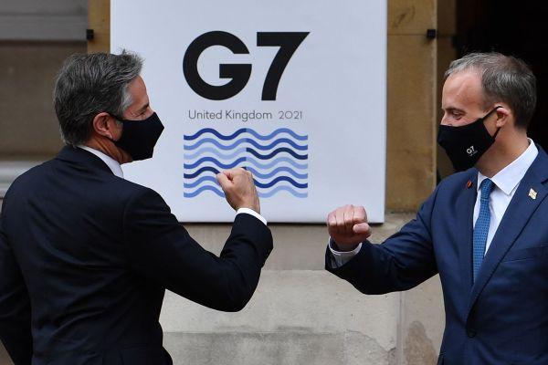 外媒:美英G7互捧 能重回特殊关系?