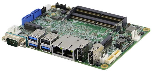 IBASE推出3.5英寸IB953单板机 采用英特尔11代Tiger Lake处理器
