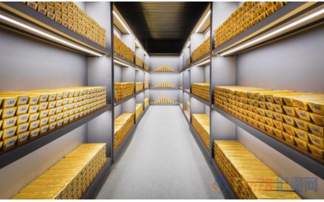黄金T+D收盘上涨,美联储官员们重申维持宽松政策