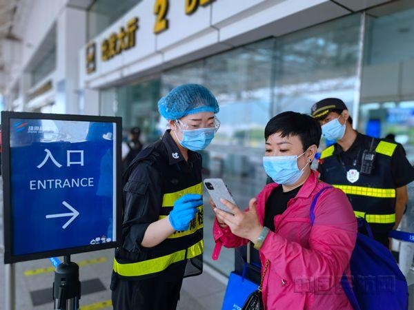 """""""五一""""期间  珠海机场创单日客运和公务机保障新高"""
