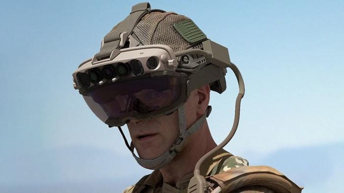 美国陆军披露微软增强现实项目合同的部分细节