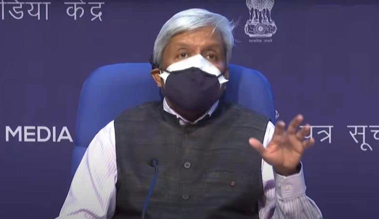 印度政府首席科学顾问:印度第三波疫情暴发不可避免