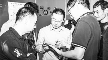 珠海市浙江商会赴会员企业参观交流