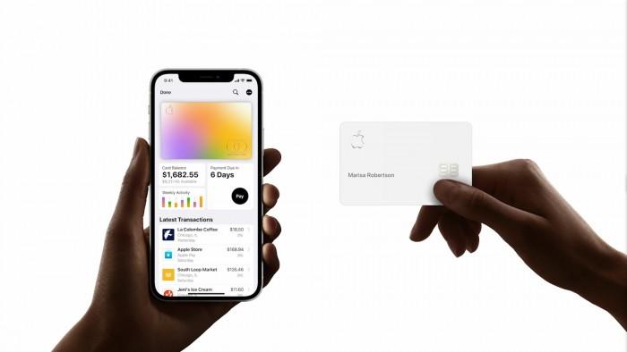 苹果公布Apple Card Family服务细则 功能将于5月正式上线