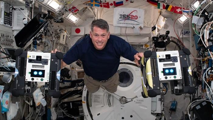 国际空间站上的宇航员本周都在忙些什么?