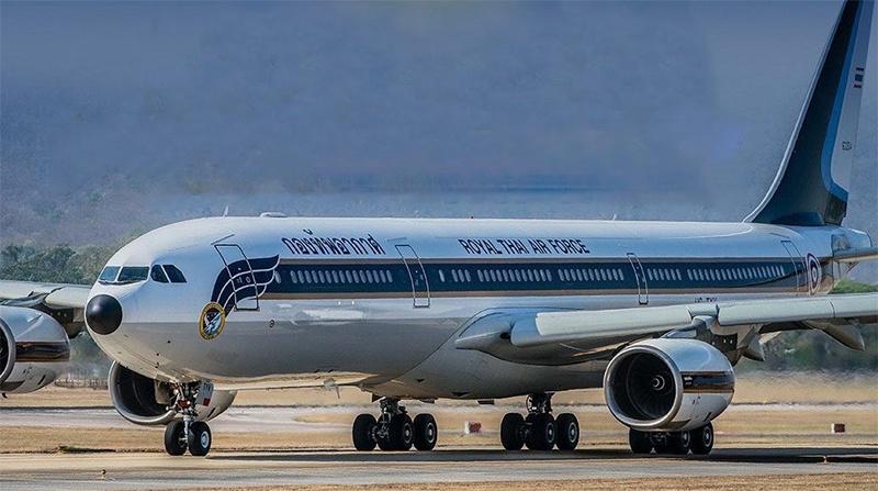 泰国空军派专机向印度运送抗疫物资 接回泰国公民