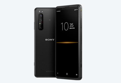 资讯|索尼Xperia PRO上市欧洲市场,定价超2万