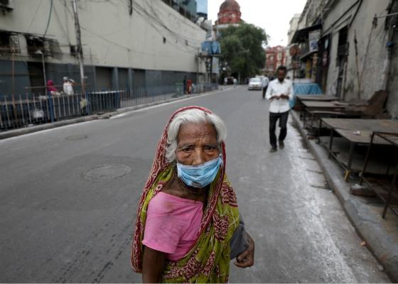 外媒:印度周边6个国家新冠病例显著上升