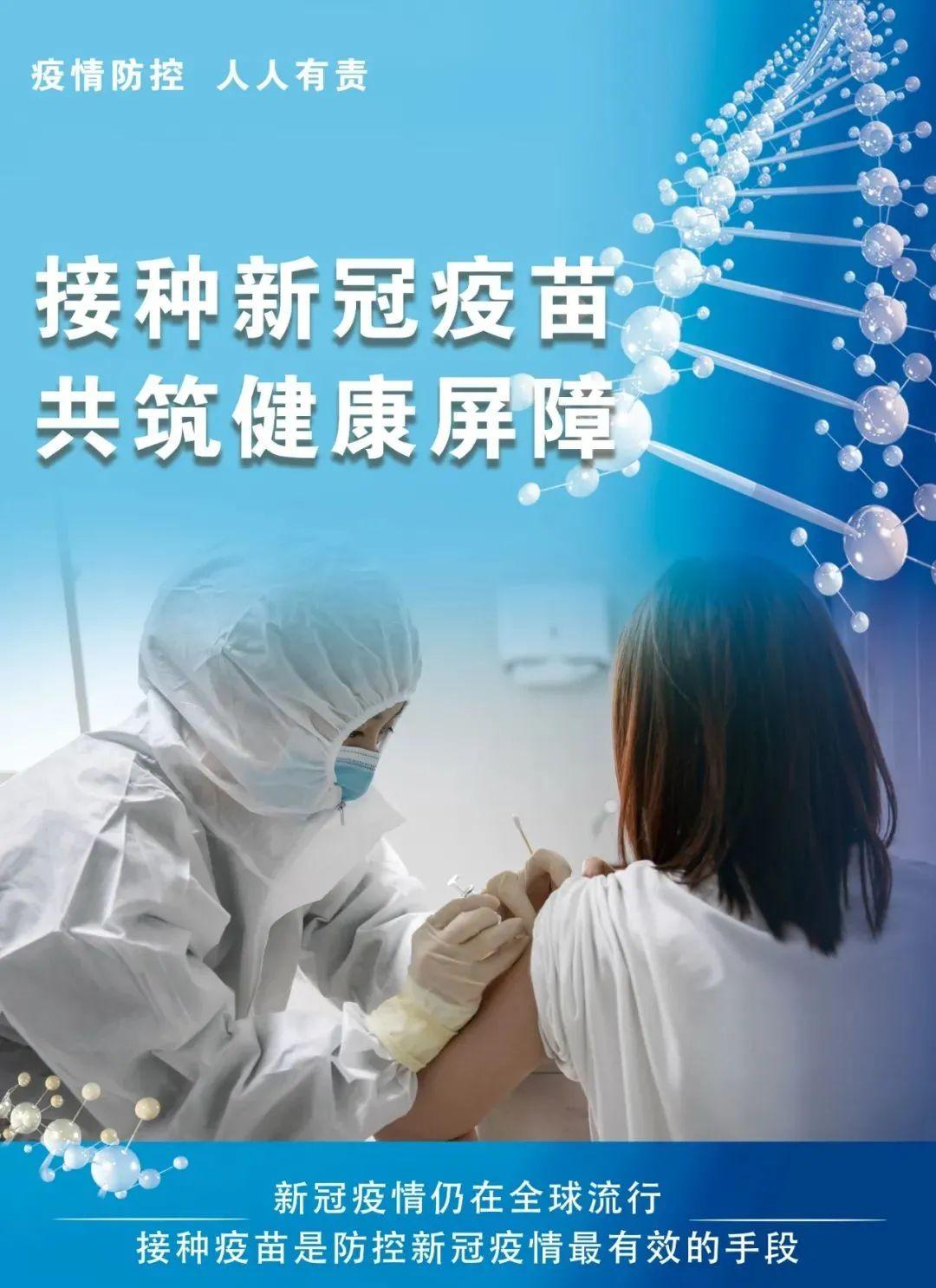 @医大人,新冠病毒疫苗来了!接种前仔细看看这份注意事项!图片