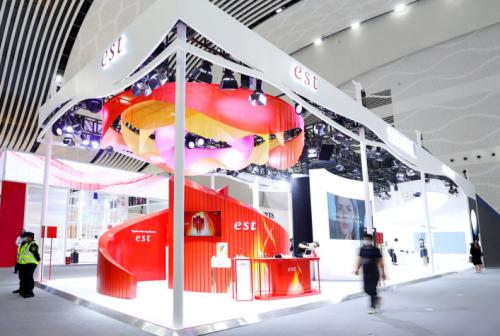 花王集团旗下高端品牌参展消博会 正式进军国内高端护肤品市场